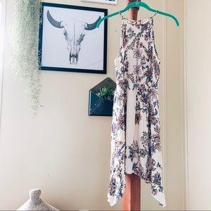 ALTAR'D STATE • smocked high neck floral dress